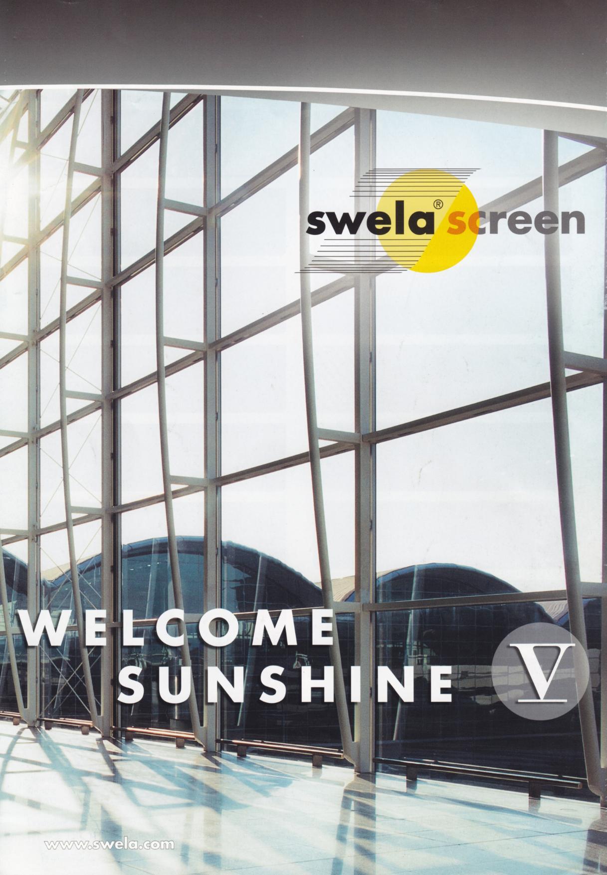 Swela Screen Collectie screendoeken
